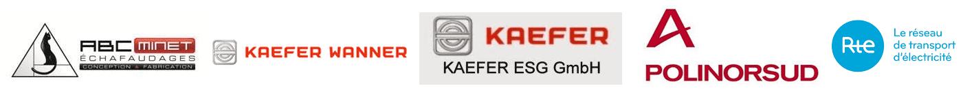 Partenaires Ekistack ABC Minet, Kafer Wanner, Polinorsud