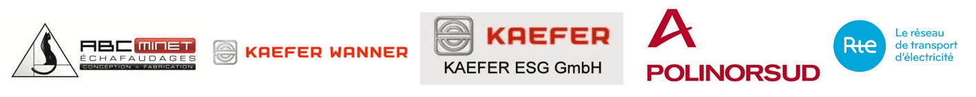 partners Ekistack ABC Minet, Kafer Wanner, Polinorsud